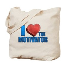 I Heart the Motivator Tote Bag
