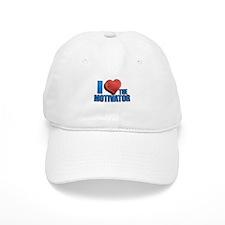 I Heart the Motivator Baseball Cap