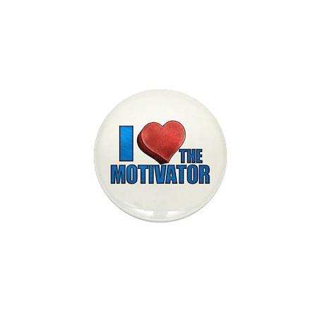 I Heart the Motivator Mini Button (10 pack)