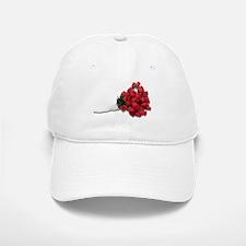 Roses Paper Towel Baseball Baseball Cap
