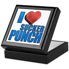 I Heart Sucker Punch Keepsake Box