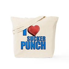 I Heart Sucker Punch Tote Bag