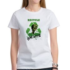 Recycle Brains Tee