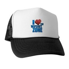 I Heart the Wipeout Zone Trucker Hat