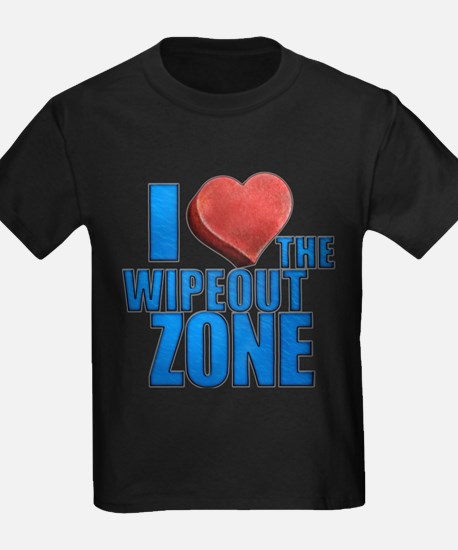 I Heart the Wipeout Zone T
