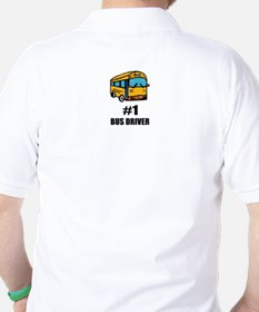 DONT CUSS ON THE BUS T-Shirt