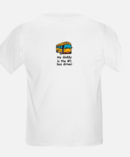 DONT CUSS ON THE BUS Kids T-Shirt