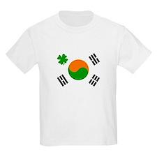 Irish/Korean Korean/Irish T-Shirt