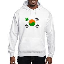 Irish/Korean Korean/Irish Hoodie