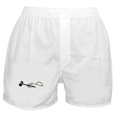 Upholding the Law Boxer Shorts