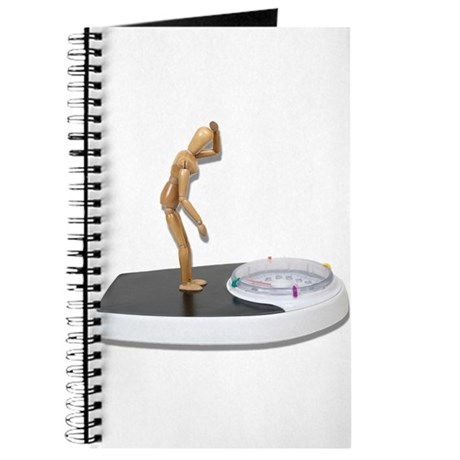 Viewing Bathroom Scale Journal