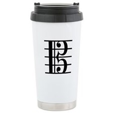 Alto Clef Travel Coffee Mug