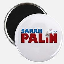 """Sarah Palin 2012 Tea Party 2.25"""" Magnet (10 pack)"""