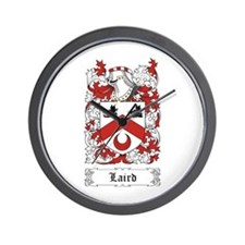Laird Wall Clock