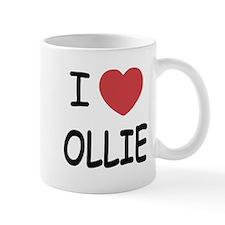 I heart Ollie Mug