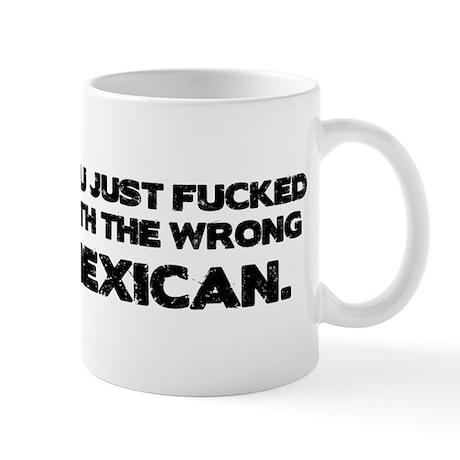 The Wrong Mexican Mug
