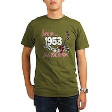 Born in 1953 T-Shirt