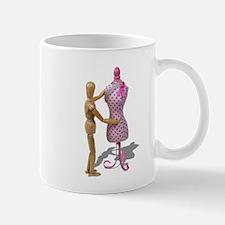 Window Dressing Mug