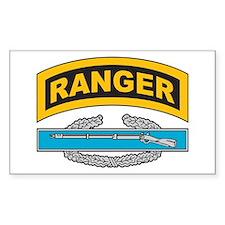 CIB with Ranger Tab Decal
