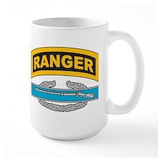 CIB with Ranger Tab Mug