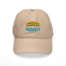 CIB with Ranger Tab Baseball Cap