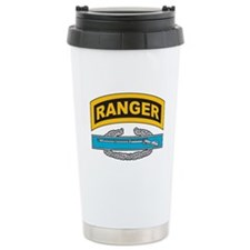 CIB with Ranger Tab Travel Coffee Mug