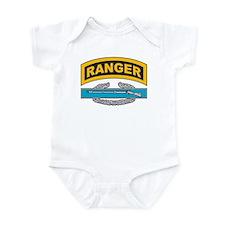 CIB with Ranger Tab Infant Bodysuit