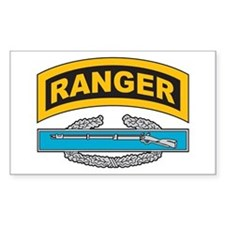 CIB with Ranger Tab Decal
