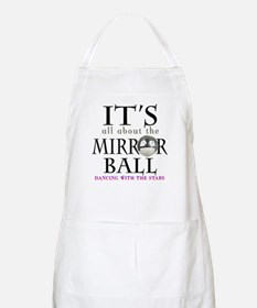 DWTS Mirror Ball Apron