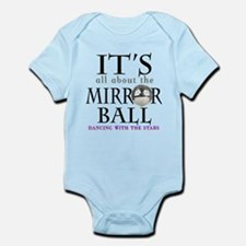 DWTS Mirrorball Infant Bodysuit
