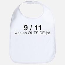 Outside Job Bib