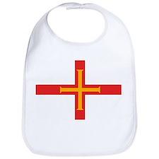 Guernsey Flag Bib