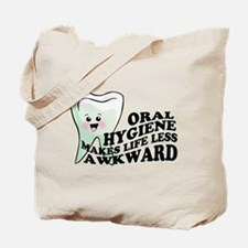 Oral Hygiene Tote Bag