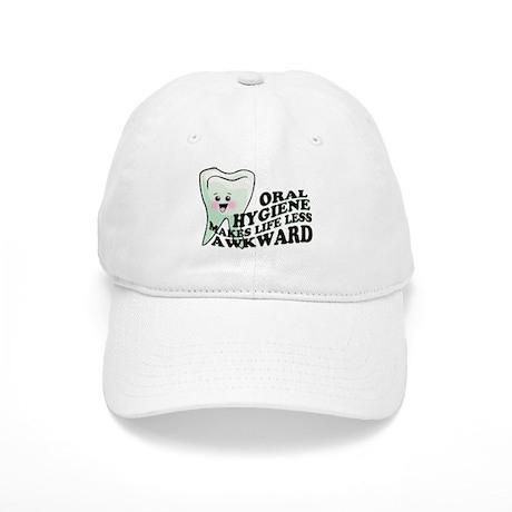 Oral Hygiene Baseball Cap by ServingUpSmiles