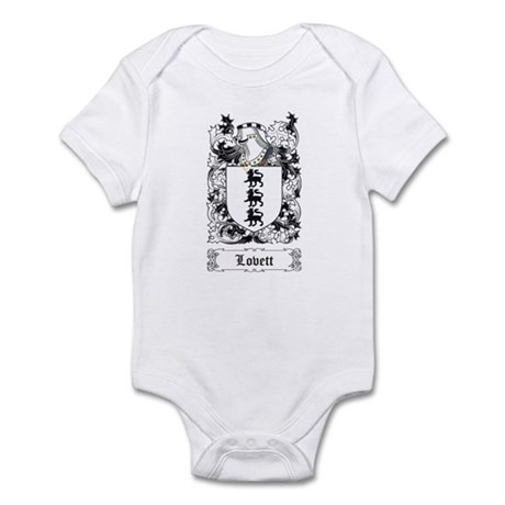 Lovett Infant Bodysuit