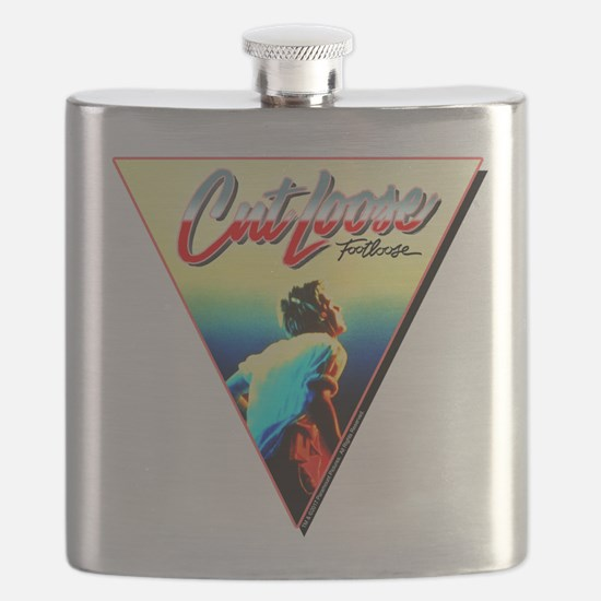 Footloose Cut Loose Color Flask