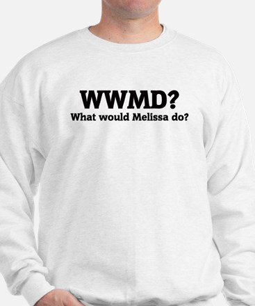 What would Melissa do? Jumper