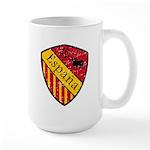 Spain Crest Large Mug