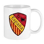 Spain Crest Mug