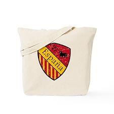 Spain Crest Tote Bag