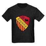 Spain Crest Kids Dark T-Shirt