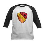 Spain Crest Kids Baseball Jersey