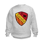 Spain Crest Kids Sweatshirt