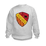 Spain Crest Kids Sweatshirt