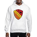 Spain Crest Hooded Sweatshirt
