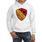 Spain Crest Hooded Sweatshirt