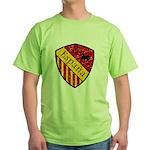 Spain Crest Green T-Shirt