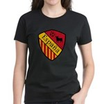 Spain Crest Women's Dark T-Shirt
