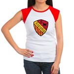 Spain Crest Women's Cap Sleeve T-Shirt