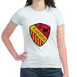 Spain Crest Jr. Ringer T-Shirt